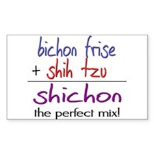 Shichon PERFECT MIX Decal