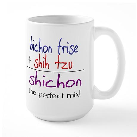 Shichon PERFECT MIX Large Mug