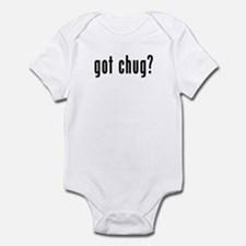 GOT CHUG Infant Bodysuit