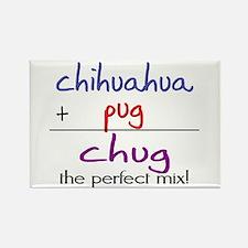 Chug PERFECT MIX Rectangle Magnet
