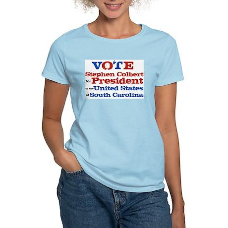 Stephen Colbert for President T-shirt
