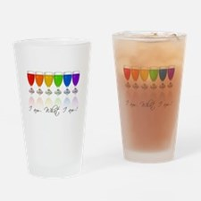 rainbow beer Drinking Glass