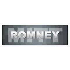Mitt Romney Sticker (Bumper 50 pk)