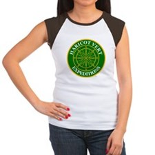 Sealed T's and Tops Women's Cap Sleeve T-Shirt