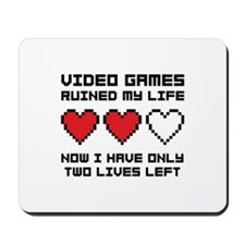 Video Games Mousepad