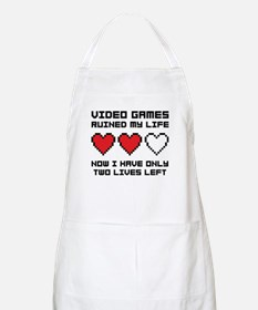 Video Games Apron