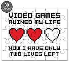 Video Games Puzzle