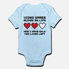 Video Games Infant Bodysuit