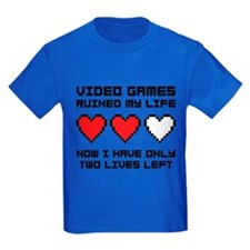 Video Games T
