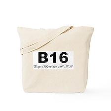 Cute St. benedict Tote Bag