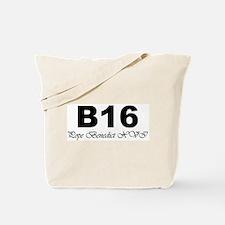 Cute St benedict Tote Bag