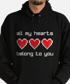 All My Hearts Hoodie