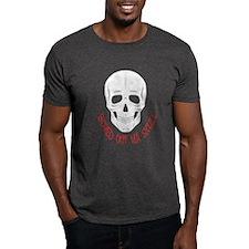 Bored Skull T-Shirt