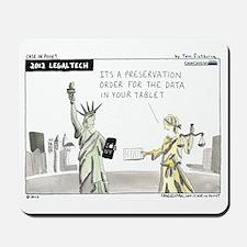 LTNY, LegalTech Mousepad