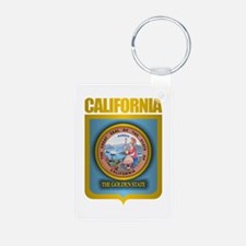 """California Gold"" Keychains"