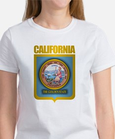 """California Gold"" Women's T-Shirt"