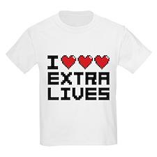 I Love Extra Lives T-Shirt