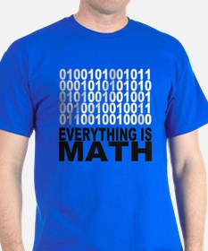 Everything Is Math T-Shirt