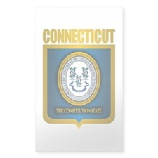 """Connecticut Gold"" Decal"