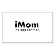 iMom Decal