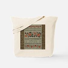 Traditional Ukrainian Embroid Tote Bag