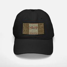 Traditional Ukrainian Embroid Baseball Hat