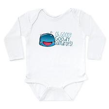 Goody,Goody Gumdrop! Long Sleeve Infant Bodysuit