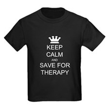 Keep Calm and Therapy T
