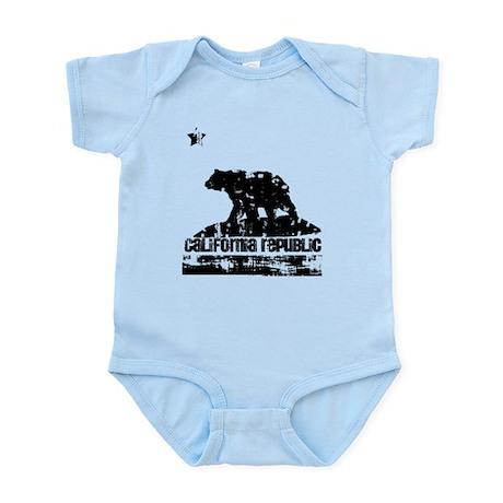 Vintage California Republic Infant Bodysuit