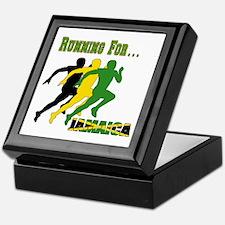 Jamaica Running Keepsake Box