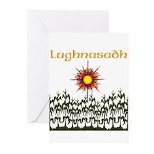 Lughnasadh Lammas Greeting Cards (Pk of 10)