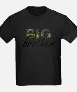 camo big brother T-Shirt
