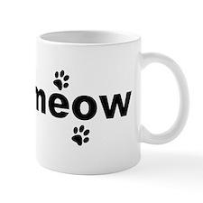 meow-1 Mugs
