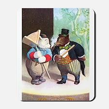 Roosevelt Bears As Actors Mousepad