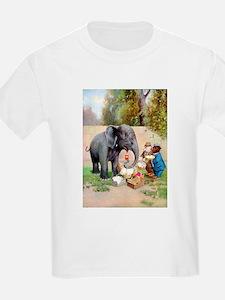 Roosevelt Bears and The Elephant T-Shirt