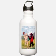 Roosevelt Bears Go Hiking Water Bottle