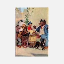 Roosevelt Bears and the Little Dutch Boy Rectangle