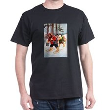 Roosevelt Bears Go Maple Sugaring T-Shirt