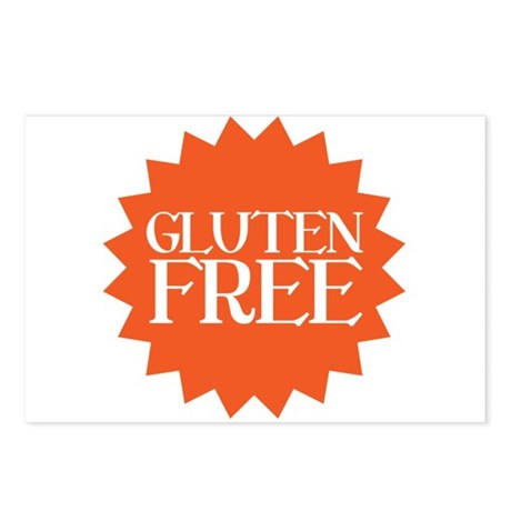 Gluten Free Postcards (Package of 8)