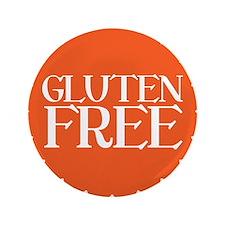 """Gluten Free 3.5"""" Button (100 pack)"""