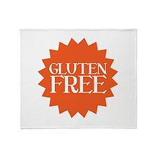 Gluten Free Throw Blanket