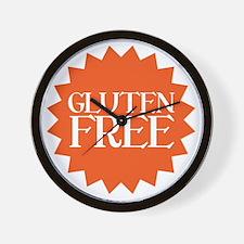 Gluten Free Wall Clock