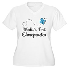 Chiropractor (World's Best) Gift T-Shirt