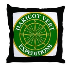 HV Home and Office Throw Pillow