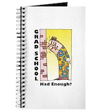 Had Enough? Journal