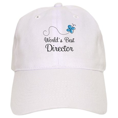 Director (World's Best) Gift Cap