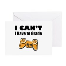 Have To Grade Greeting Cards (Pk of 10)