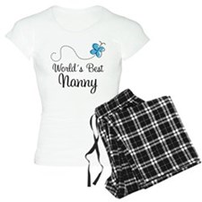 Nanny (World's Best) Gift Pajamas