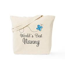 Nanny (World's Best) Gift Tote Bag
