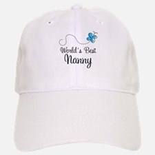 Nanny (World's Best) Gift Baseball Baseball Cap